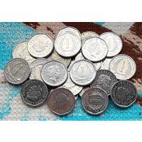 Карибы 1 цент. Восточные Карибские острова. Инвестируй выгодно в монеты планеты!
