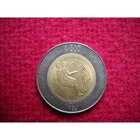 Сан-Марино 500 лир 1986