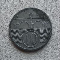 Богемия и Моравия 10 геллеров, 1940 3-14-31