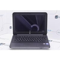"""Черный 11.6"""" HP Chromebook 11 G4 на Intel Celeron N2840 (4Gb, Chrome OS). Гарантия"""
