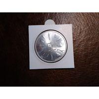8 евро.Серебро. 2004 г.