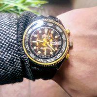 Винтажные швейцарские часы GENOWA. 1980 г. Обслужены в мастерской!