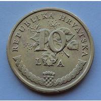 Хорватия 10 лип. 2001