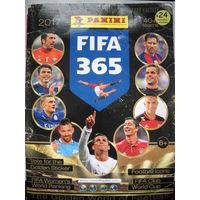 Журнал для наклеек Bet 365 Panini