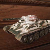 Т-34 Журнальная серия 1/72