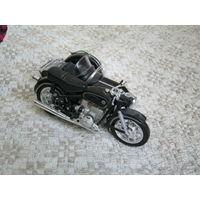 Модель мотоцикла BMW.