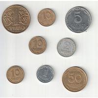 Набор монет Украины