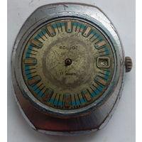 Часы Полет Poljot не на ходу,  механизм 2614 2H