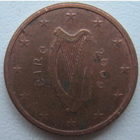 Ирландия 1 евроцент 2009 г.