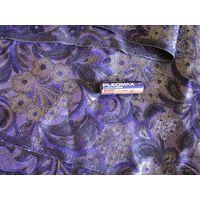 Обрезок красивой ткани на новогодний костюм