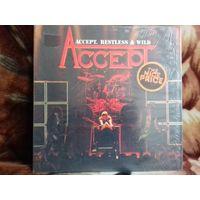 ACCEPT - Restless & Wild  LP-1983г.
