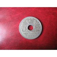 5 центов 1913 год Нидерландская (Голландская) Индия (СОСТОЯНИЕ!!!)
