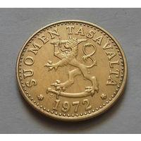 20 пенни, Финляндия 1972 г.