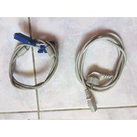 Провода 2 шт от монитора LG FLATRON L1720B