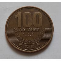 100 колонес 2007 г. Каста-Рика