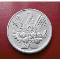 2 злотых 1960 Польша #02