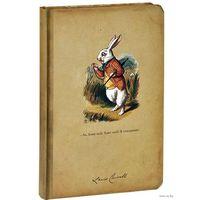 """Блокнот для записей """"Белый Кролик"""" (А6)"""