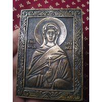 Икона пластика св. Татиана