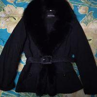 Куртка женская с ремешком