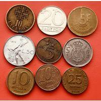 9 монеток - 9 стран. #02