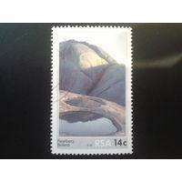ЮАР 1986 горы