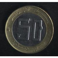 Алжир 50 динар 2014 г. (*). Сохран!!!