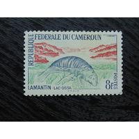 Камерун  фауна