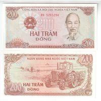 200 донг Вьетнама 1987 года.пресс!