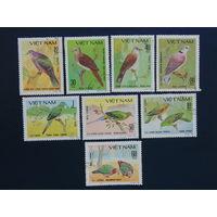 Вьетнам 1980г. Птицы.