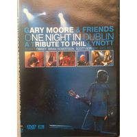 DVD GARY MOORE&FRIENDS one night in dublin