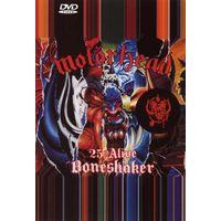 Motorhead – 25 & Alive - Boneshaker (DVD-9)