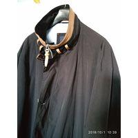 Мужской плащ немецкой фирмы премиум одежды bugatti.Цвет-темно синий.Размер-70.
