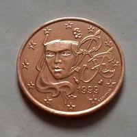5 евроцентов, Франция 1999 г., AU