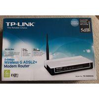 Модем TP-Link.  Модель TD-W8901G