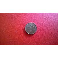 1 евроцент 2015 год Словакия