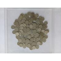 10 копеек СССР, 177 штук, 283 грамма VF