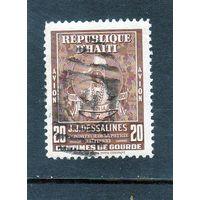 Гаити.Ми-358.Президент Jean Jacques Dessalines.1947