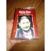 Аудиокассета chris rea