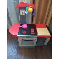 Интерактивная кухня Smoby mini Tefal