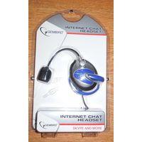 Наушники с микрофоном Gembird Net-201