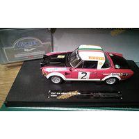 Продам Fiat 124 Abarth Rallye N2 A. JaroszewiczR. Zyszkowski Winners Rally Warszawski 1975
