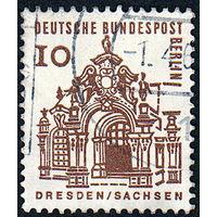 104: Германия (Западный Берлин), почтовая марка, 1965 год