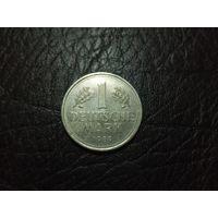 """1 марка 1989 """"G"""" Карлсруэ"""