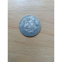 20 Грошей 1923 (Польша)