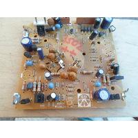 Транзисторы 2SC3502 3 шт  +9 мелких вместе с платой