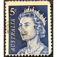 ЦІКАВІЦЬ АБМЕН! 1967, Елізавета ІІ, 5 цэнтаў