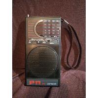 РП 310 Селена. Радиоприемник рабочий! В