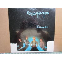 KAJAGOOGOO - Islands 84 EMI England NM/NM