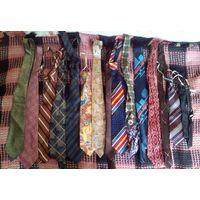 Дедушкины галстуки,16шт.