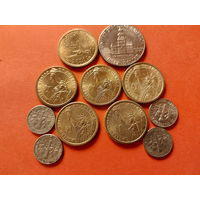 США 1 доллар ++ Набор Монет ++ .. РАСПРОДАЖА КОЛЛЕКЦИИ !!!